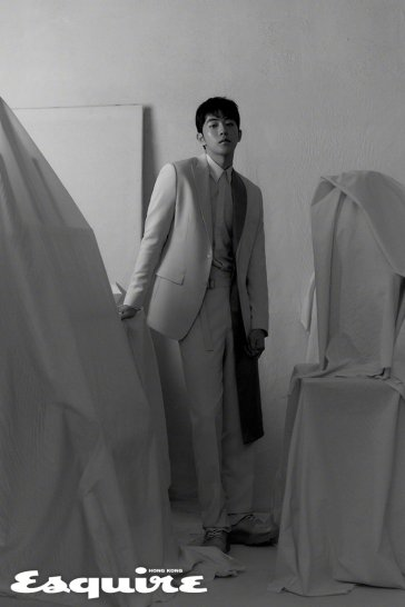 Nam Joo Hyuk for Esquire HK February 2020-6