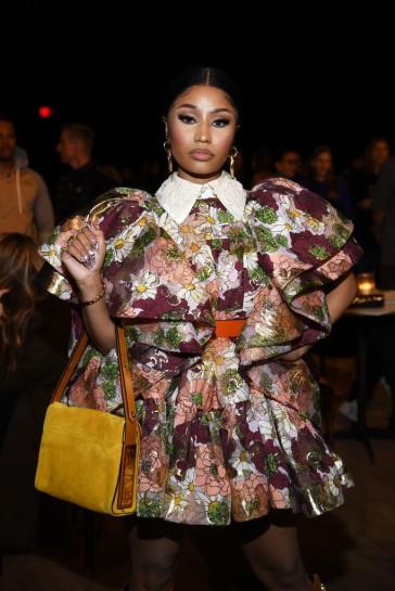 Nicki Minaj in Marc Jacobs Spring 2020-2