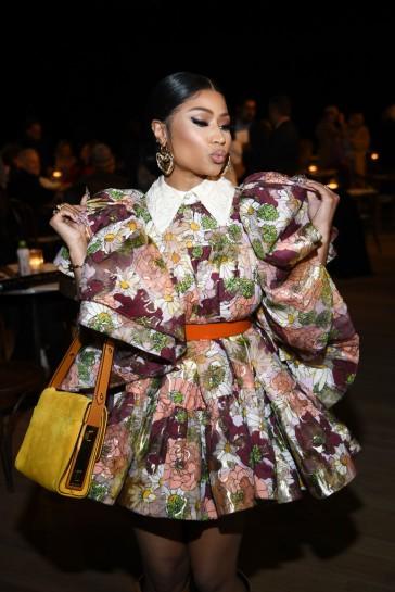 Nicki Minaj in Marc Jacobs Spring 2020-3