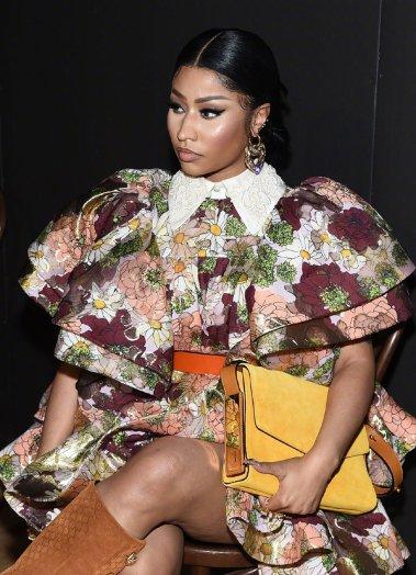 Nicki Minaj in Marc Jacobs Spring 2020-5