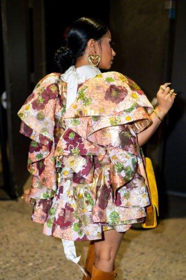 Nicki Minaj in Marc Jacobs Spring 2020-8