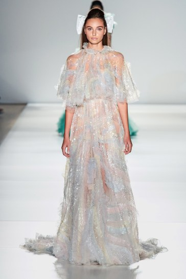 Ralph & Russo Spring 2020 Couture Look 39