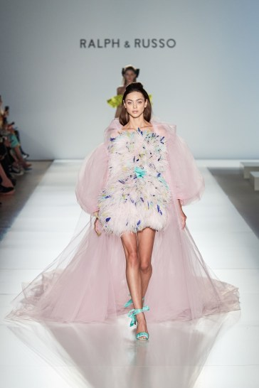 Ralph & Russo Spring 2020 Couture Look 44