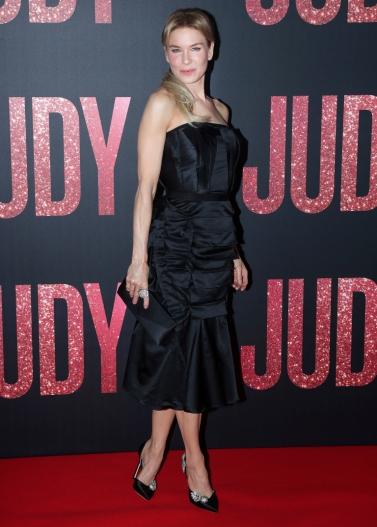 """""""Judy"""" Premiere At Cinema Gaumont Marignan In Paris"""