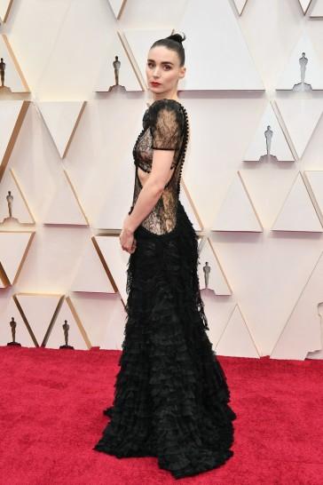 Rooney Mara in Alexander McQueen-2
