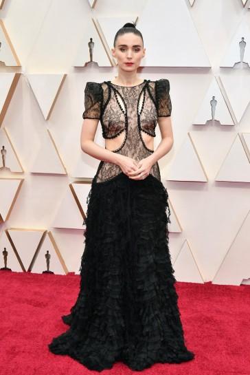 Rooney Mara in Alexander McQueen-5