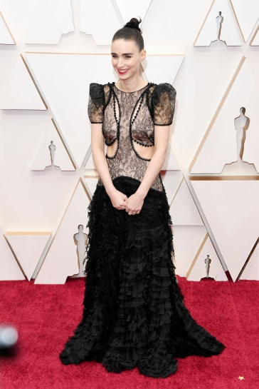 Rooney Mara in Alexander McQueen-7