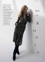 Rosie Huntington-Whiteley for Harper's Bazaar Australia March 2020-1