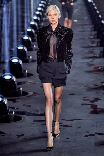 Saint Laurent Spring 2020-1