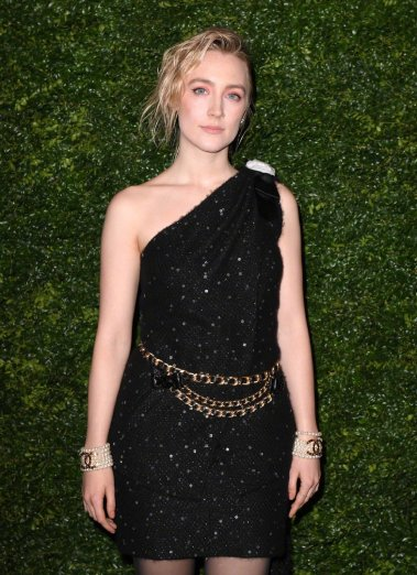 Saoirse Ronan in Chanel Pre-Fall 2020-10