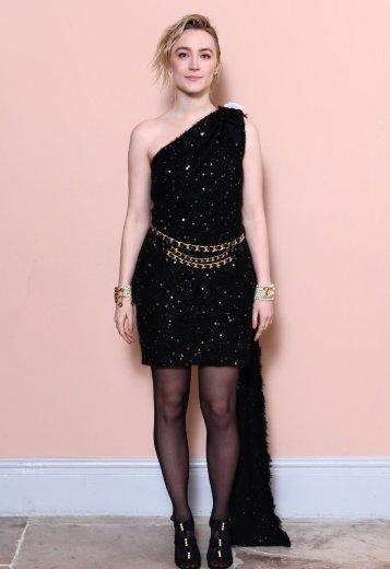 Saoirse Ronan in Chanel Pre-Fall 2020-8