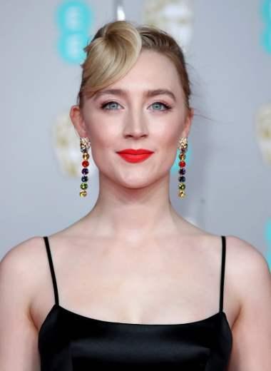 Saoirse Ronan in Gucci-1