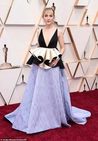 Saoirse Ronan in Gucci-7