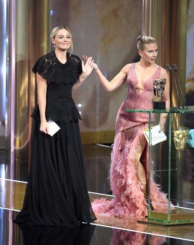 Scarlett Johansson and Margot Robbie