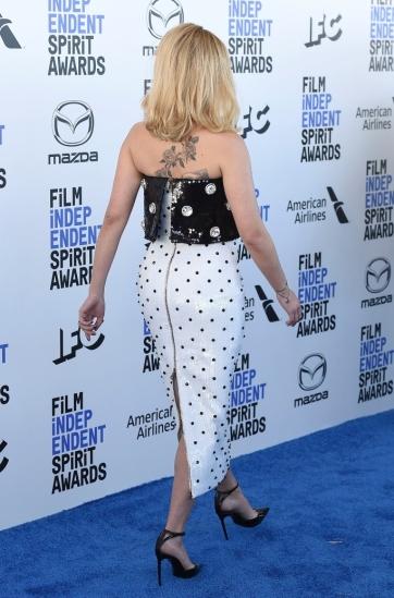Scarlett Johansson in Balmain Pre-Fall 2020-4