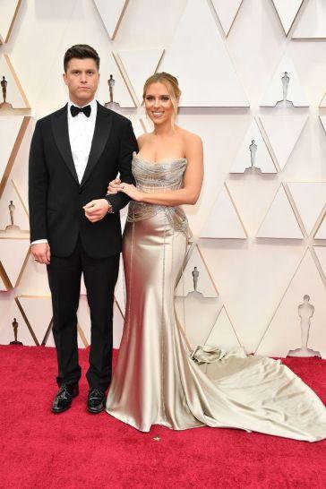 Scarlett Johansson in Oscar de la Renta-2