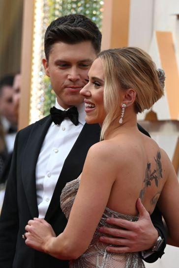 Scarlett Johansson in Oscar de la Renta-5