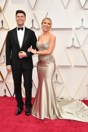 Scarlett Johansson in Oscar de la Renta-7