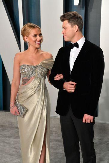 Scarlett Johansson inOscar de la Renta-8