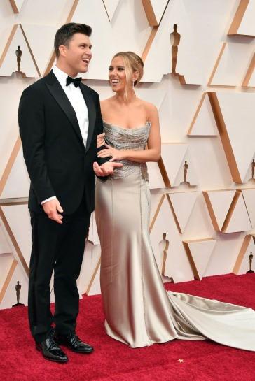 Scarlett Johansson in Oscar de la Renta-8