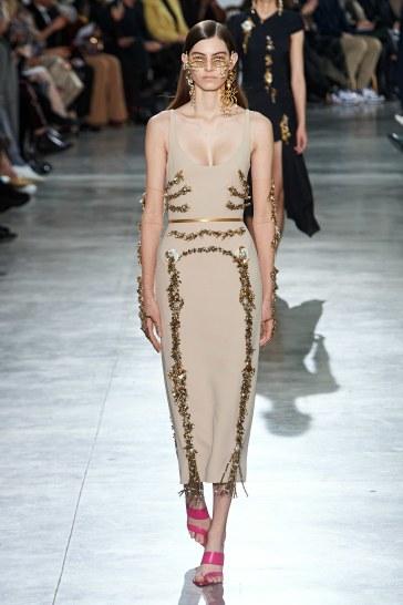 Schiaparelli Spring 2020 Couture Look 12