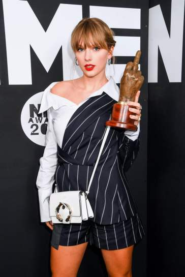 Taylor Swift in Monse Resort 2020-2