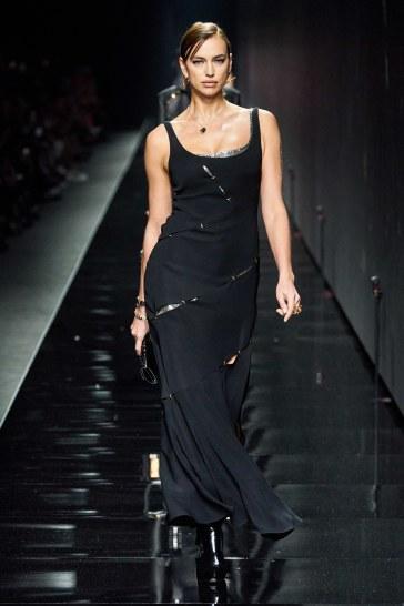 Versace Fall 2020-Irina Shayk-1