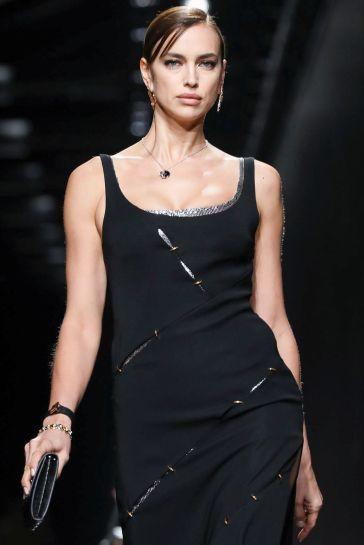 Versace Fall 2020-Irina Shayk