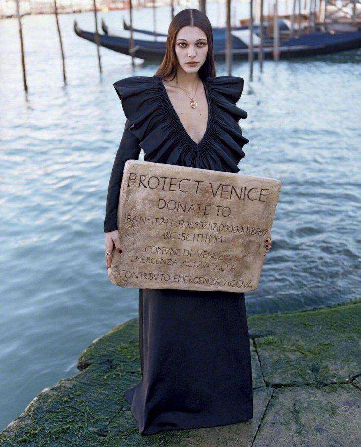 Vittoria Ceretti for Vogue Italia February 2020-10