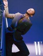 Yoo Ah-In for W Korea March-10