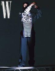 Yoo Ah-In for W Korea March-3