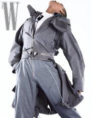 Yoo Ah-In for W Korea March-4