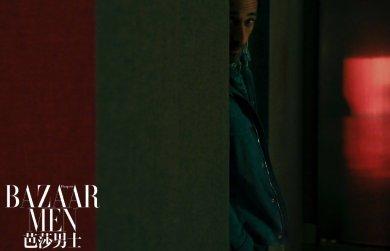 Adrien Brody for Bazaar Men China April 2020-10