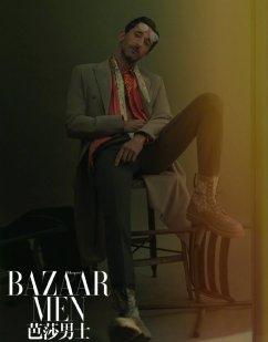 Adrien Brody for Bazaar Men China April 2020-3