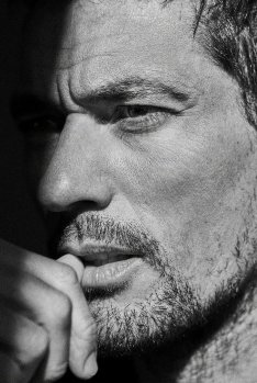 David Gandy for Elle Man Russia April 2020-2