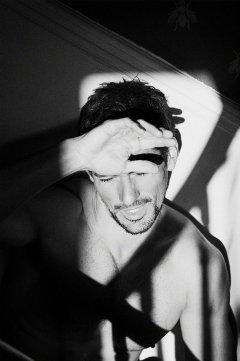 David Gandy for Elle Man Russia April 2020-5