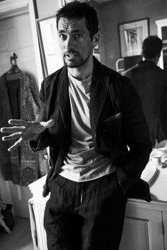 David Gandy for Elle Man Russia April 2020-7