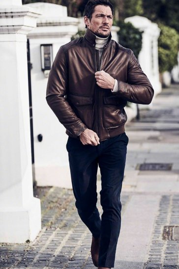 David Gandy for Elle Man Russia April 2020-9