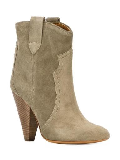 Isabel Marant Brown Roxann Boots