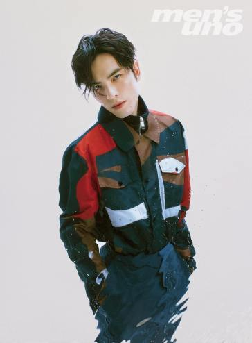 Jam Hsiao for Men's Uno HK March 2020-6