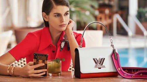 Kaia Gerber for Louis Vuitton Spring 2020 Campaign-2