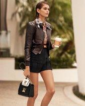 Kaia Gerber for Louis Vuitton Spring 2020 Campaign-3