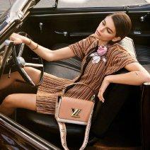 Kaia Gerber for Louis Vuitton Spring 2020 Campaign-4