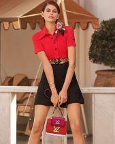 Kaia Gerber for Louis Vuitton Spring 2020 Campaign-5