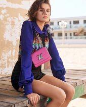 Kaia Gerber for Louis Vuitton Spring 2020 Campaign-6
