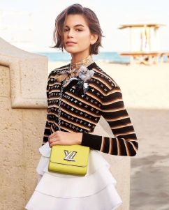 Kaia Gerber for Louis Vuitton Spring 2020 Campaign-7