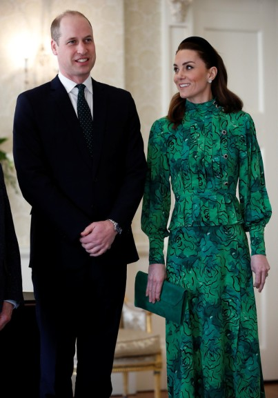 Kate Middleton in Alessandra Rich Spring 2020-3