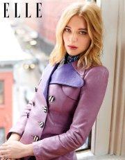 Lea Seydoux for ELLE China April 2020-1
