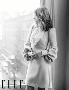 Lea Seydoux for ELLE China April 2020-6