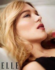 Lea Seydoux for ELLE China April 2020-7